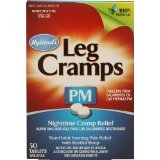 Image 0 of Leg Cramp Relief Pm 1x50 Tabs By Hylands Homeopathic