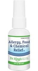 Allergy Food & Chemical 1x2 oz Each by KING BIO HOMEOPATHIC