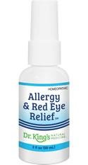 Allergy/Red Eye Relief 1x2 oz Each by KING BIO HOMEOPATHIC