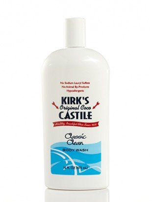 Body Wash Coco Castile 1x16 Fluid oz Each by KIRK'S NATURAL