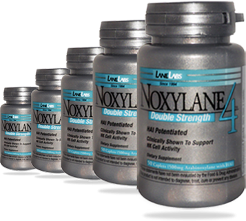 Noxylane Ds 1x50 Cap Each by LANE LABS