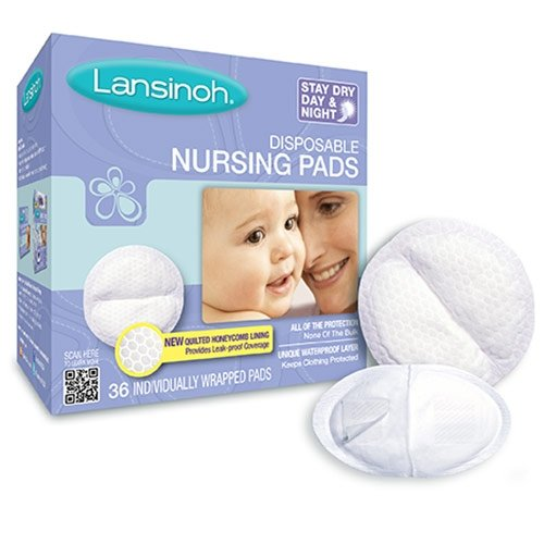 Disposable Nursing Pads 60 Counts By Lansinoh