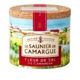 Sea Salt Fleur De Sel 1x125 GRM Each by LE SAUNIER DE CAMARGUE