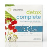 Detox Complete Day Night 126 Tab by LIFE BOTANICA INC