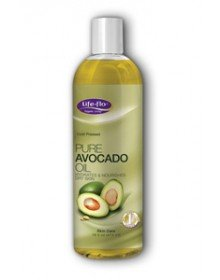 Avacado Oil Pure 1x16 Fluid oz Each by LIFE FLO