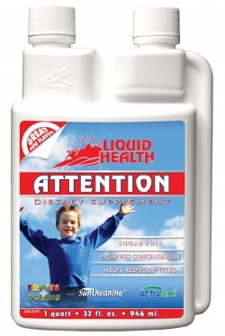 Attention 1x8 oz Each by LIQUID HEALTH PRODUCTS