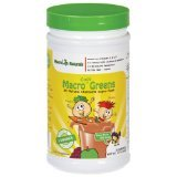 Jr Coco Greens 14 Day Can 1x3.3  oz Each by MACROLIFE NATURALS