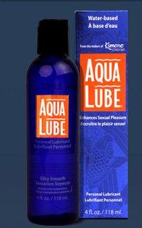 Aqua Lube Personal lubricant 4 Oz By Mayer Laboratories