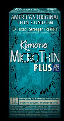 Kimono Conditionerom Micro Aqlub 1x12  count Each by MAYER LABORATORIES