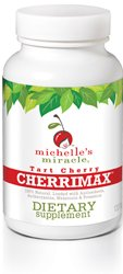 Cherrimax Tart Cherry 1x120 Tab Each by MICHELLE'S MIRACLE