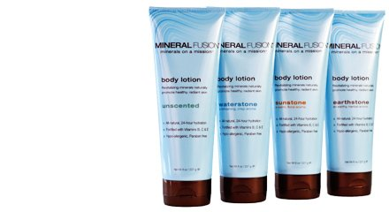 Body Lot Mineral Unsctd 1x8.0 Fluid oz Each by MINERAL FUSION