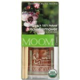 Organic Hair Removal Kit Tea Tree 6 Oz By Moom
