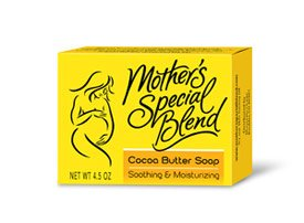 Mother'S Special Blend Cocoa Butter Soap 4.5 oz Each by MOUNTAIN OCEAN