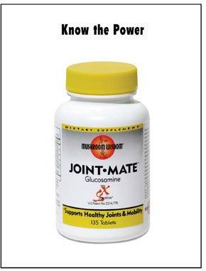 Joint Mate 1x135 Tab Each by MUSHROOM WISDOM