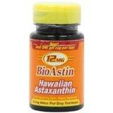 Bioastin 12Mg 1x25 Cap Each by NUTREX HAWAII