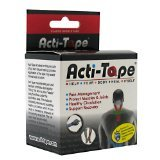 Acti-Tape Kinesiolg Red 1x16.4 FT Each by NUTRIWORKS