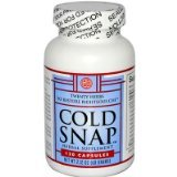 Cold Snap Caps 1x120 Cap Each by OHCO