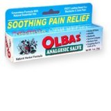 Analgesic Salve 1x1 oz Each by OLBAS