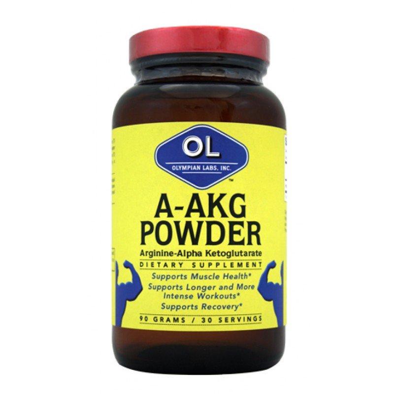 A-Akg Powder 30 Servings 1x90 GRM Each by OLYMPIAN LABS