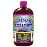 Image 0 of Ultimate Acai Diet 1x32 Fluid oz Each by ONLY NATURAL