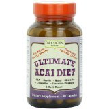 Image 0 of Ultimate Acai Diet 1x90 Cap Each by ONLY NATURAL