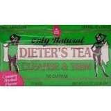 Image 0 of Cleansing Diet Tea Herb 1x24 Bag Each by ONLY NATURAL