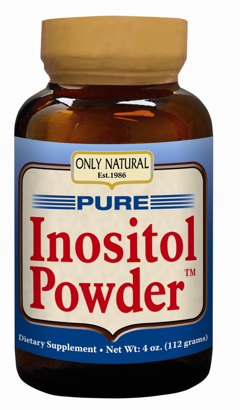 Image 0 of Inositol Pwd Pure 1x2 oz Each by ONLY NATURAL