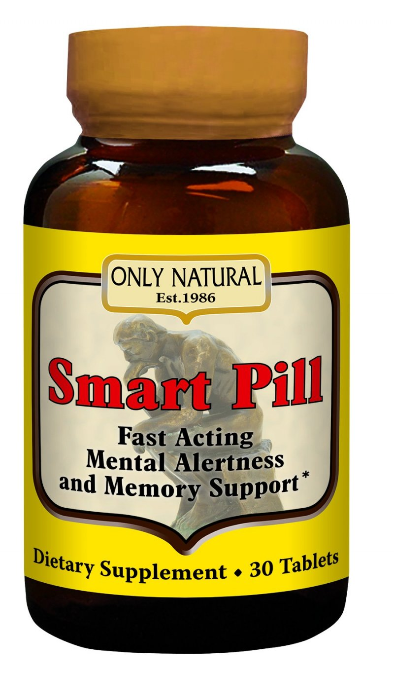 Image 0 of Smart Pill 1x30 Tab Each by ONLY NATURAL
