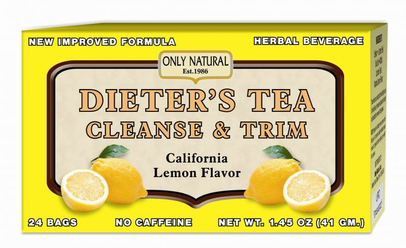 Image 0 of Cleansing Diet Tea Acai 1x24 Bag Each by ONLY NATURAL