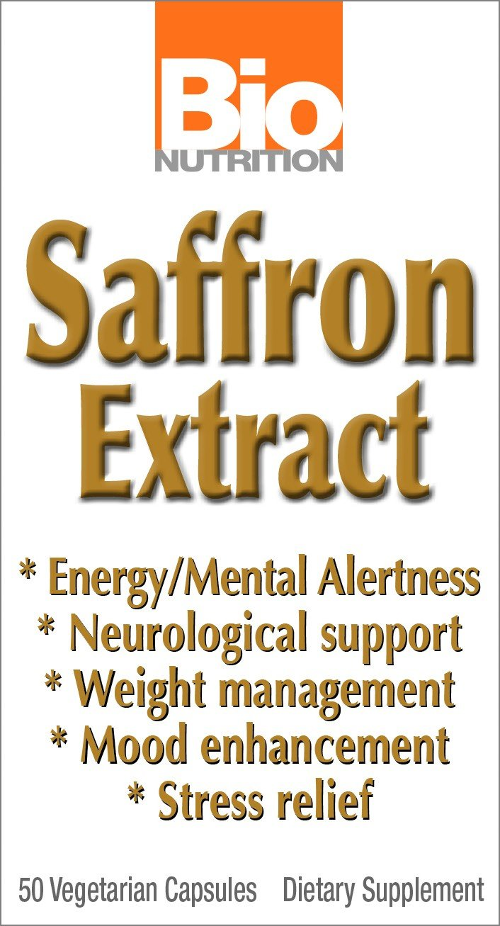Image 0 of Saffron Extract 88.5Mg 1x60 VCap Each by ONLY NATURAL