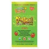 Bar Organic(95%+) Oooatml Appl Pie 12x1.34 oz Case by ORGANIC FOOD BAR