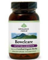 Bowelcare Organic(70%+) 1x90 VCap Each by ORGANIC INDIA