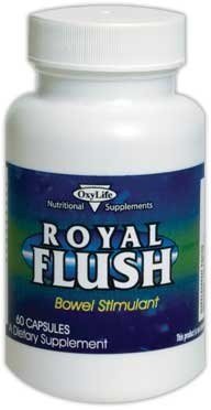 Image 0 of Royal Flush 1x60 Cap Each by OXYLIFE PRODUCTS