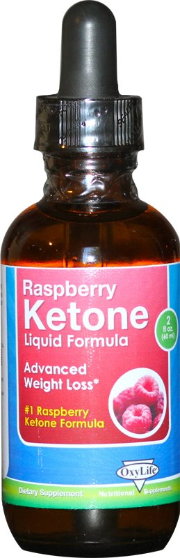 Image 0 of Raspberry Ketone 1x2 Fluid oz Each by OXYLIFE PRODUCTS