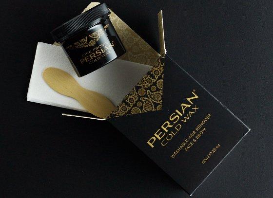 Cold Wax Persian Facial 1x2 oz Each by PARISSA