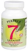 Perfect 7 Laxative Herbal 1x200 Tab Each by PERFECT 7