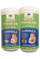 Toddler Form Goat Mlk Van 1x16 oz Each by PERFECTLY HEALTHY