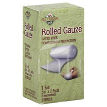All Terrain 3'' Rolled Gauze 2.5 Yd