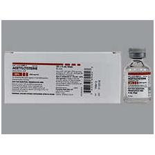 Acetylcysteine 200 Mg/Ml 20% 25X4 Ml By APP.