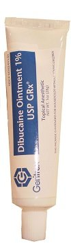 Image 0 of Dibucaine Ointment 1% 1oz Mfg.by Geritrex $4.99