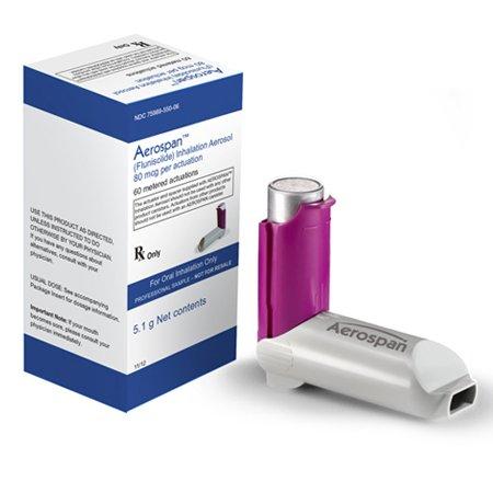 Aerospan 80 Mcg Inhaler 8.9 Gm By Meda Pharma.