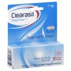 Clearasil Tinted Acne Treatment Cream   Maximum Strength 1 oz