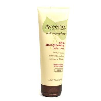 Image 0 of Aveeno Positively Ageless, Skin Strengthening Body Cream - 7.3 oz