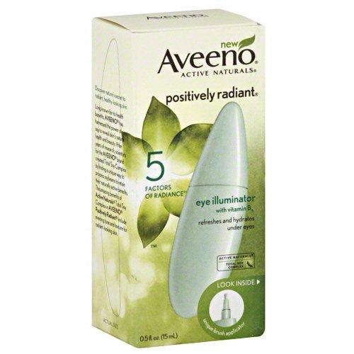 Image 0 of Aveeno, Positively Radiant Eye Illuminator 0.5 fl Oz