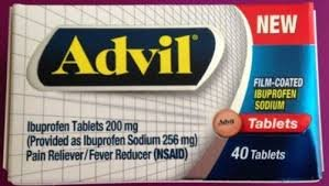 Image 0 of Advil Ibuprofen 200 Mg Film Coated 40 Tabs