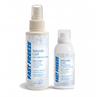 Fast Freeze Continuous Spray 4 Oz