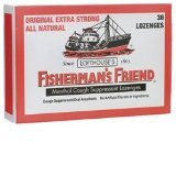 Image 0 of Fisherman Friend Box Original XStrong 38 Ct.