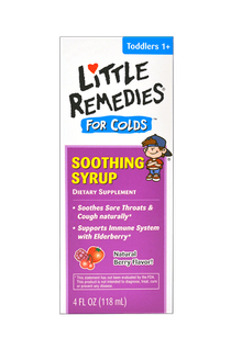 Image 0 of Little Colds Cough Syrup + Immuni Liquid 4 Oz