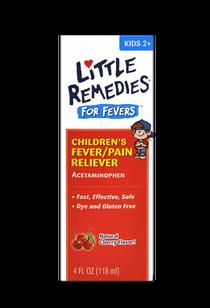 Image 0 of Little Colds Multi Symptoms Cold + Fever Liquid 4 Oz