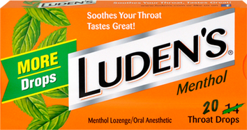 Image 0 of Ludens Original Menthol Box 20x20 Ct.